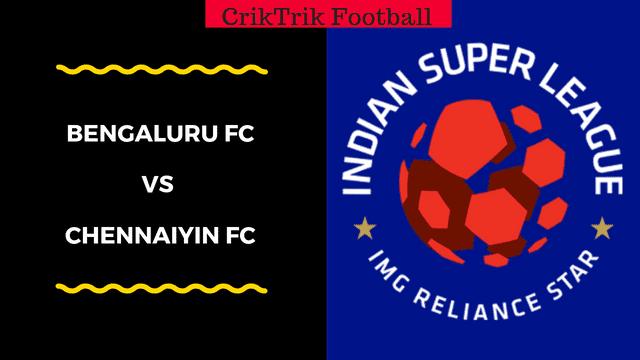 Bengaluru Fc vs Chennaiyin FC Prediction