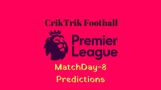 Premier League today match Prediction