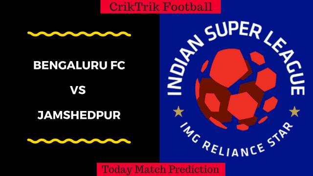 bengaluru vs jamshedpur today match prediction