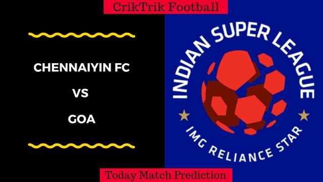 chennaiyin fc vs goa today match prediction