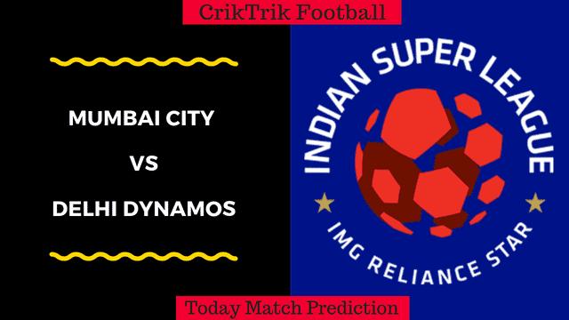 mumbai vs delhi isl today match prediction