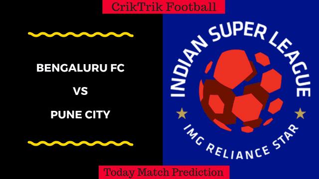 bengaluru fc vs pune city today match prediction