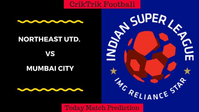 northeast utd vs mumbai city isl predictions