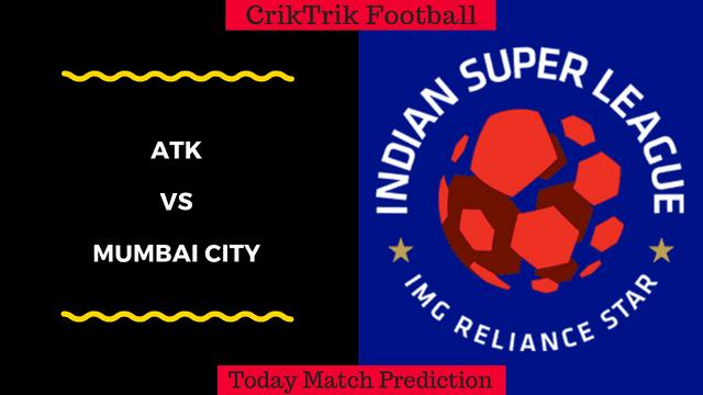 ATK vs Mumbai ISL match prediction