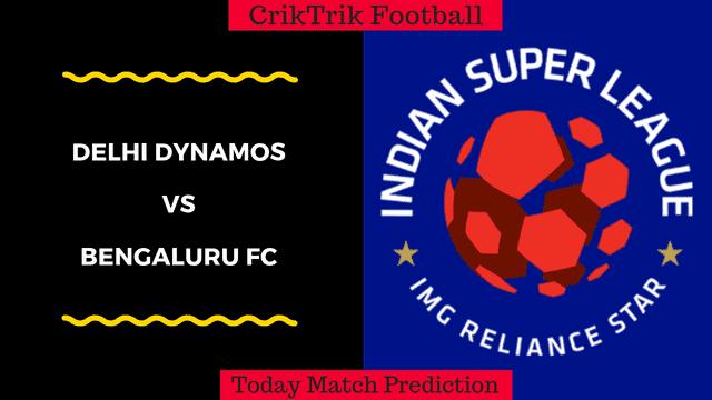 delhi vs bengaluru isl today match prediction