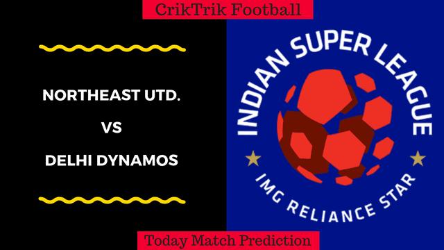 northeast vs delhi isl 2019 today match prediction