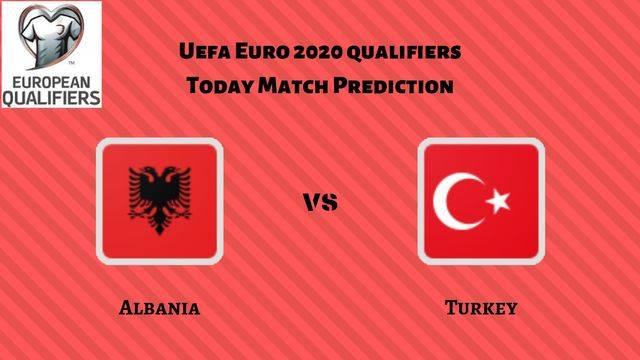 Albania vs Turkey