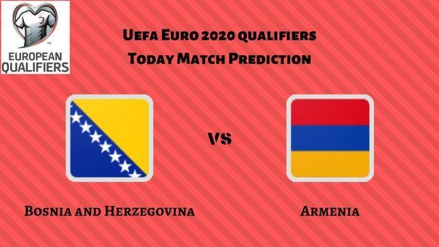 Bosnia and Herzegovina vs Armenia