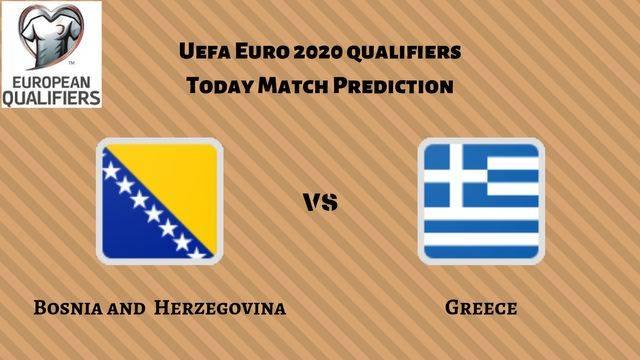 Bosnia-Herzegovina vs Greece