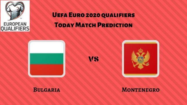 Bulgaria vs Montenegro