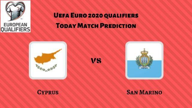 Cyprus vs San Marino betting tips