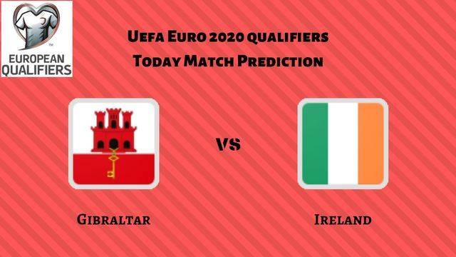 Gibraltar vs Ireland