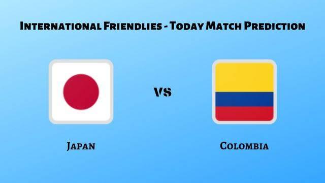 Japan vs Colombia match prediction