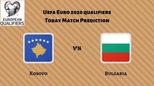Kosovo vs Bulgaria