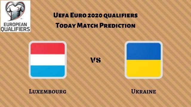 Luxembourg vs Ukraine