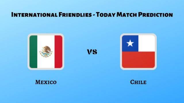 Mexico vs Chile