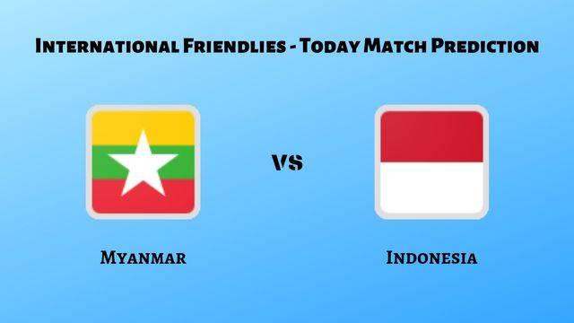 Myanmar vs Indonesia