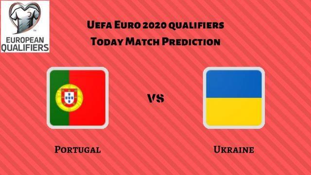 Portugal vs Ukraine