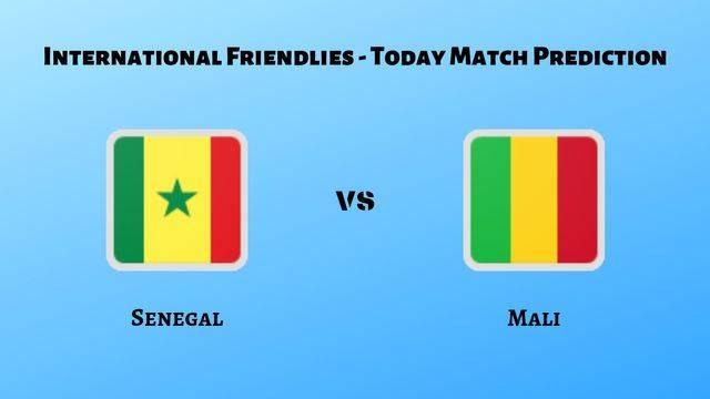Senegal vs Mali