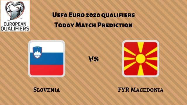 Slovenia vs FYR Macedonia
