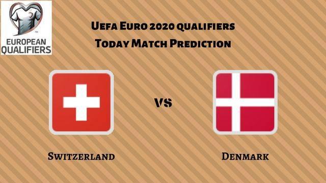 Switzerland vs Denmark