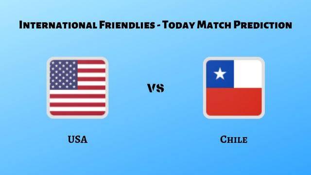 USA vs Chile