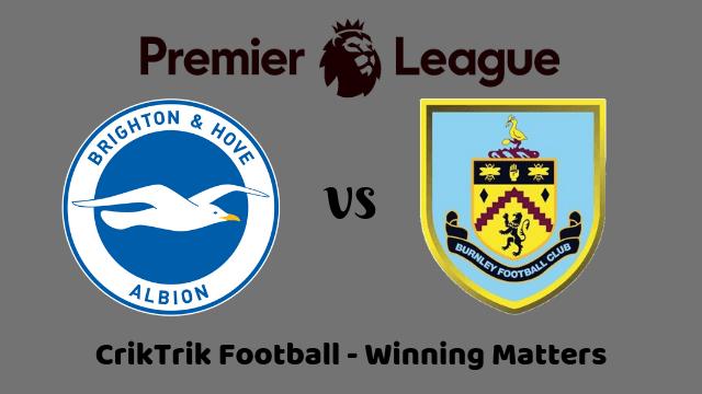brighton vs burnley - Brighton vs Burnley FC Prediction & Betting Tips - 14/09/2019