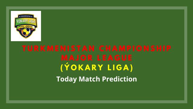 Yokary Liga criktrik - Altyn Asyr vs Sagadam Today Match Prediction