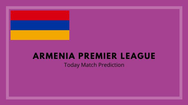 armenia premier league criktrik - Pyunik vs Ararat Armenia Today Match Prediction