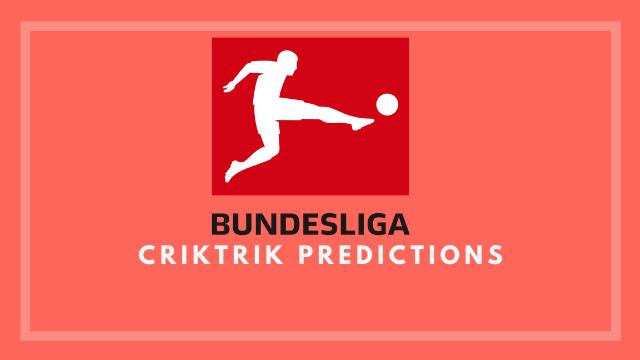 bundesliga football criktrik - Werder Bremen vs Monchengladbach Today Match Prediction - 26/05/2020
