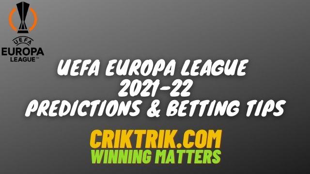 uefa europa league 2021 22 predictions - Spartak Moscow vs Legia Warsaw Prediction - UEFA Europa League Betting Tips